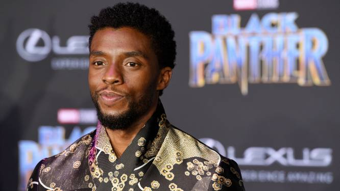 Chadwick Boseman nog één keer te horen als superheld Black Panther