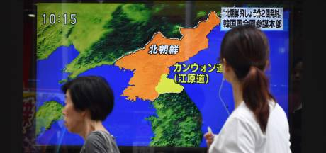 La Corée du Nord tire deux projectiles non identifiés