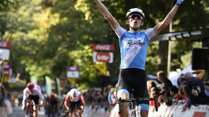Verrassend sterke Neilands is primus op Citadel van Namen en wint GP van Wallonië