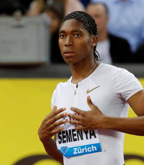 IAAF: Semenya is 'biologisch mannelijk'