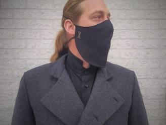 Mondmaskers voor baarden van Peltse modeontwerpster zijn hit in Amerika