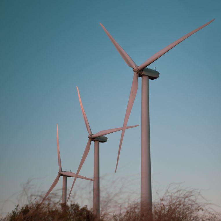 Illustratiebeeld - Luminus geeft donderdag meer uitleg bij het geplande windturbineproject in industriegebied Klein Frankrijk.