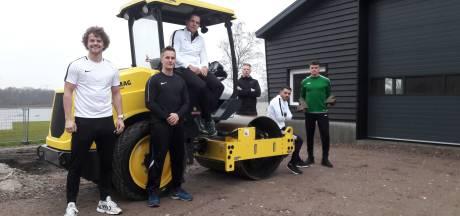 Sportcomplex op Het Lageveld in Wierden, locatie Vriezenveen sluit