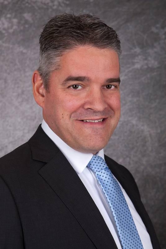 Wethouder Eric Daandels