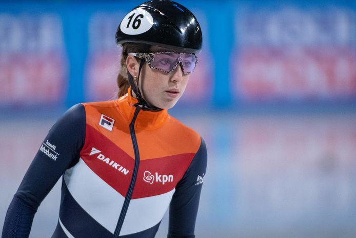 Lara van Ruijven.