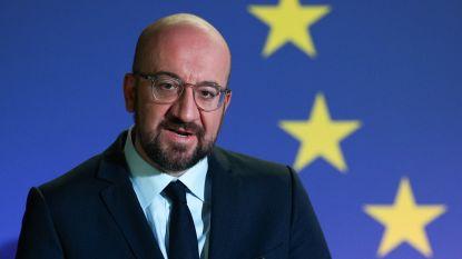 """Charles Michel legt laatste hand aan compromisvoorstel voor EU-begroting: """"Iedereen zal water bij de wijn moeten doen"""""""