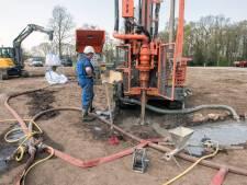 Alle woningen in nieuwbouwwijk Rimpeler in Putten krijgen grondwarmtepomp van 120 meter diep
