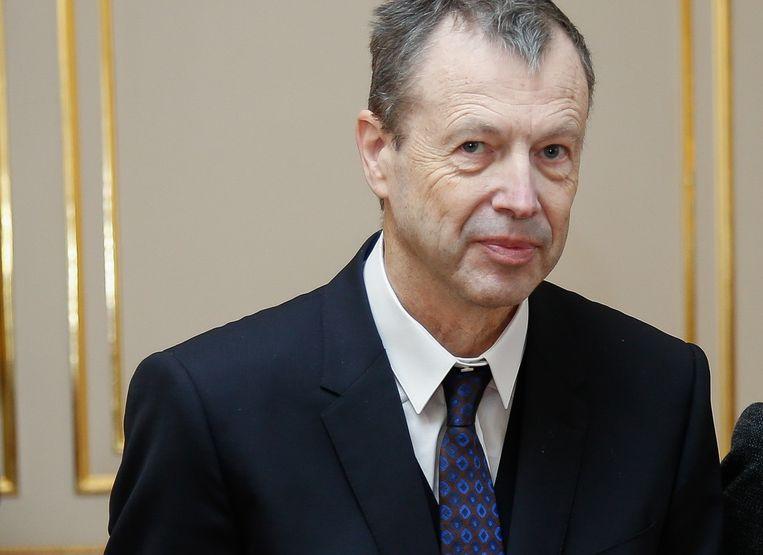 Baron Jean Bourgain mocht in 2016 de Breakthrough Prize in Mathematics ontvangen.