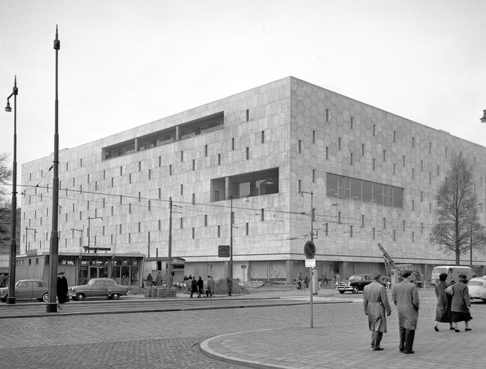 De Coolsingel in 1957.