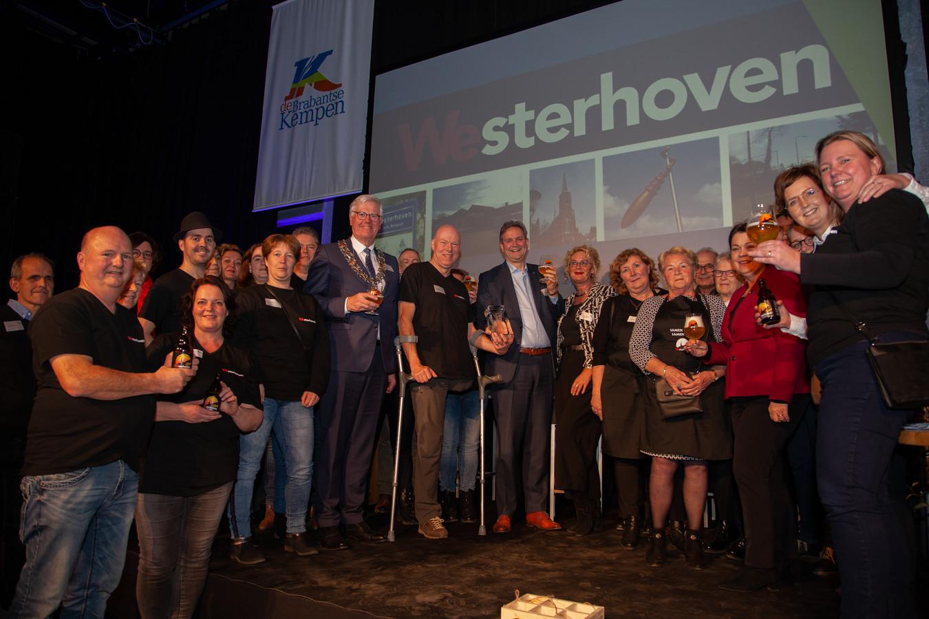 WIJ WEsterhoven winnaar van de Kempentrofee 2019
