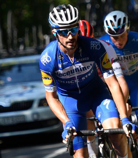 Julian Alaphilippe élu Vélo d'Or 2019