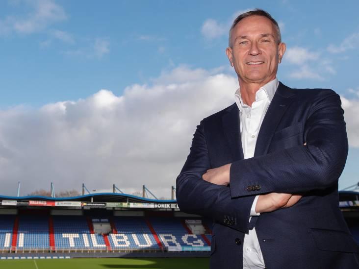 Interim-directeur Jan Hijzelendoorn: 'Willem II is niet zo heel moeilijk'