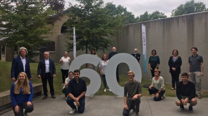 Intercommunale Leiedal viert 60ste verjaardag met kunstenparcours Contrei