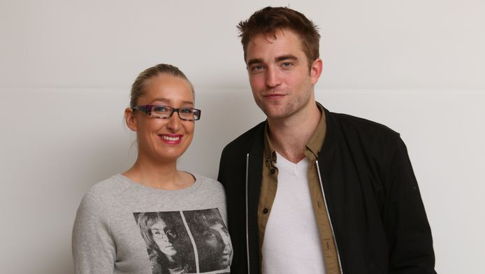 Onze reporter met Robert Pattinson in LA.