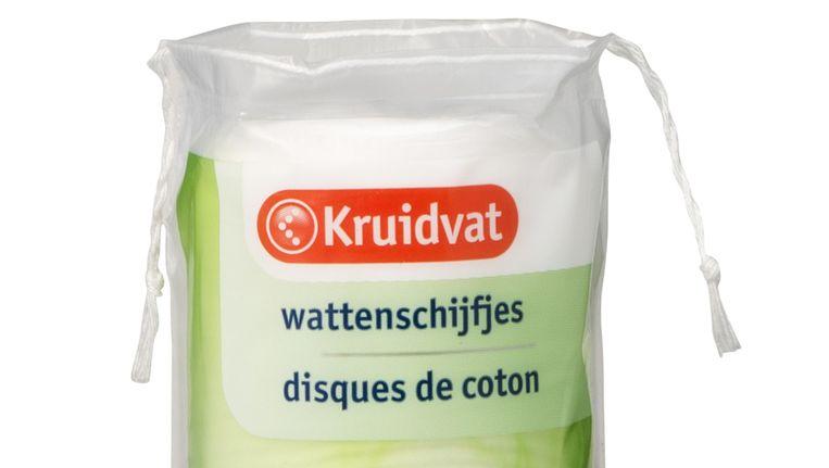 Cotton Bio wattenschijfjes Beeld