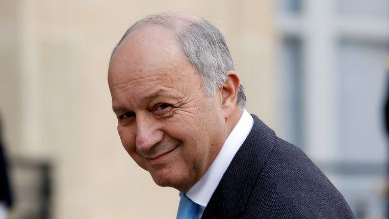 Laurent Fabius. Beeld reuters