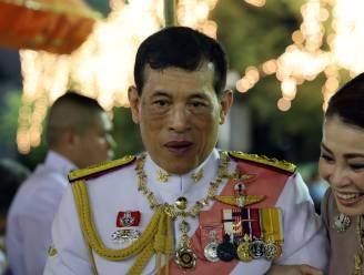 Thaise koning duldt geen tegenspraak: protestleiders meteen weer opgepakt na vrijlating