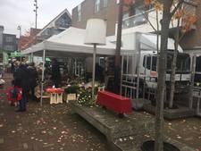 'Markt blokkeert zicht en verhuur van oude bankgebouw in Goirle'