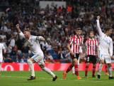 Ronaldo behoedt Real voor afgang tegen Bilbao