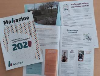 'Mahazine' is nieuw infoblad voor inwoners van Haaltert