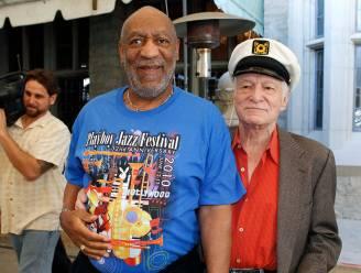 Hugh Hefner legt getuigenis af in Cosby-zaak