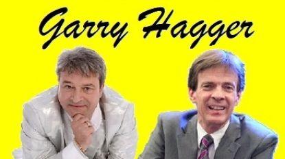 Paul Severs en Garry Hagger op kermis Viane