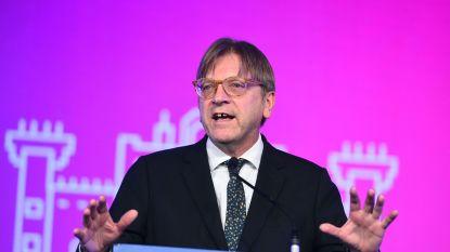 Verhofstadt vraagt dat Mark Zuckerberg nepnieuwsvideo op Facebook over hem laat verwijderen