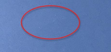 'Ufo' boven België was Ierse weerballon