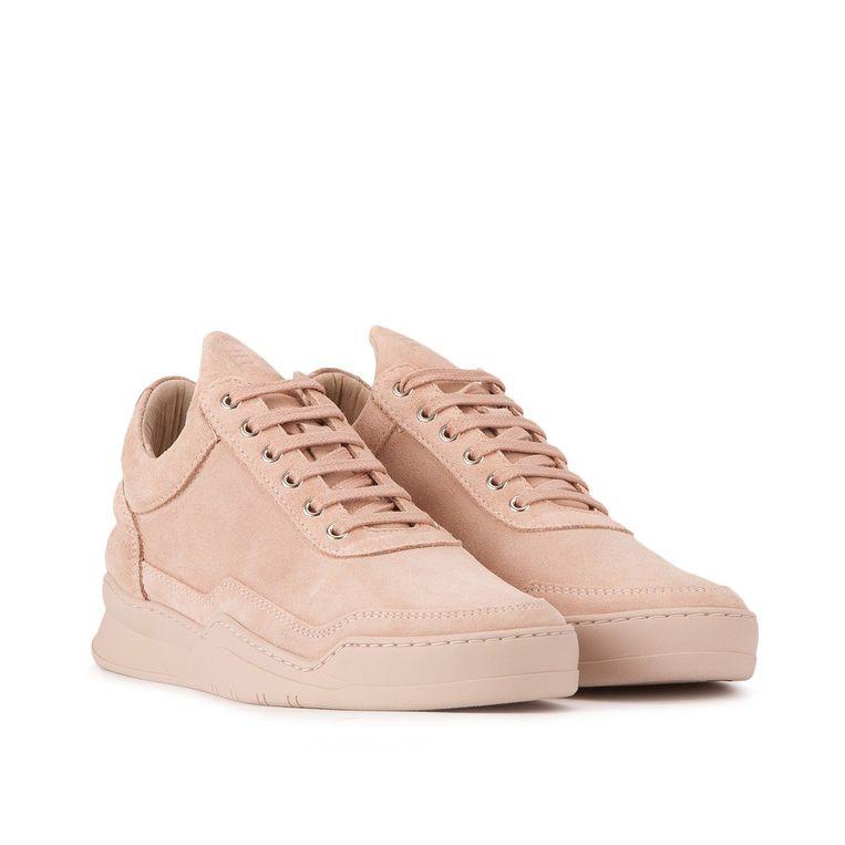 Filling Pieces - Low Top Sneaker. Beeld