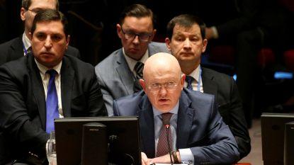 Onenigheid tussen Rusland en VS over onderzoeksmethode naar gebruik chemische wapens in Syrië