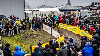 David van der Poel moet door zware val verstek geven voor crossen in Middelkerke en Hulst - Pinkbreuk voor sprinter Sport Vlaanderen-Baloise