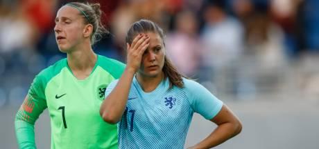 Oranje Leeuwinnen zakken naar tiende plaats op FIFA-ranglijst