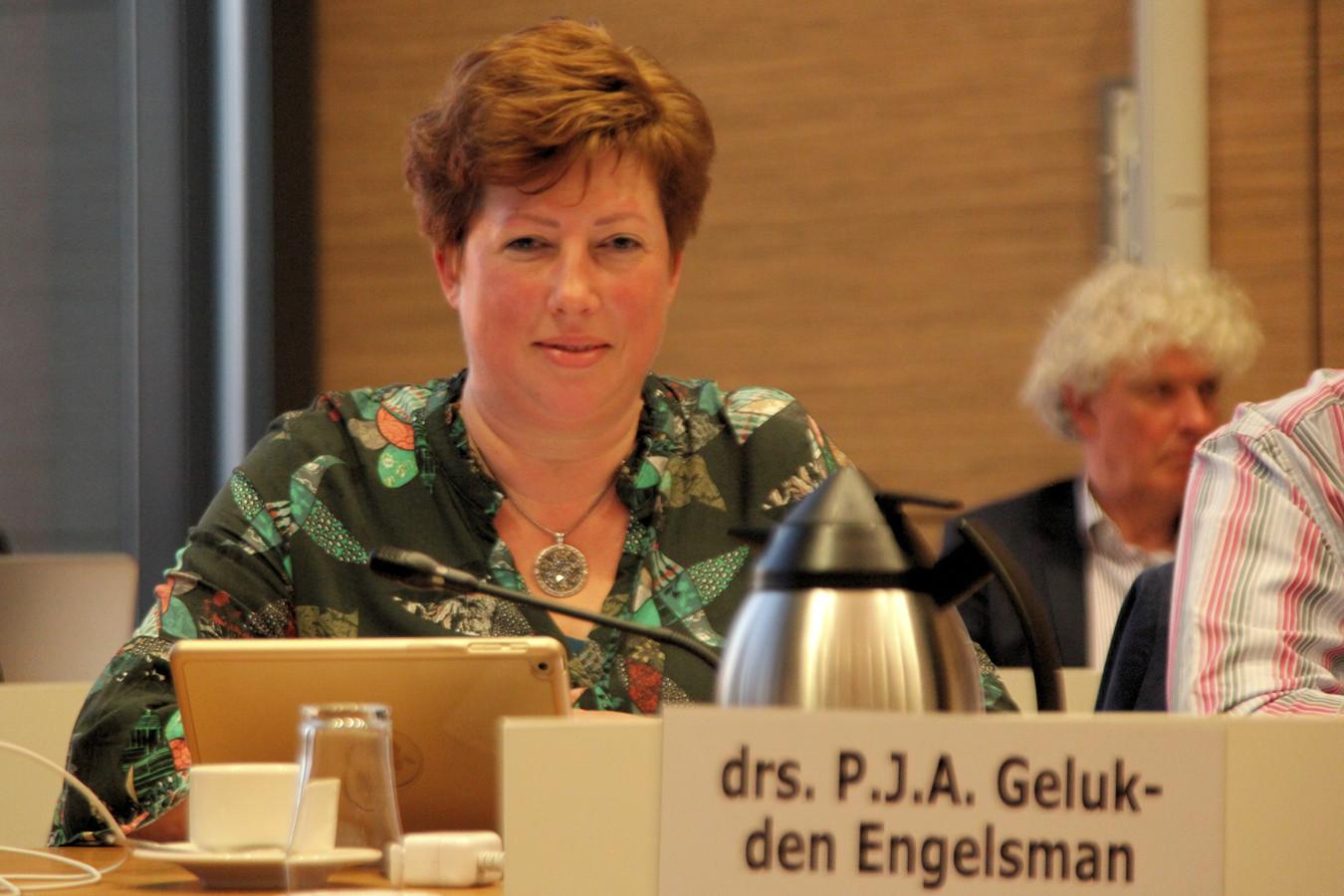 Petrina Geluk, CDA-raadslid in Tholen.