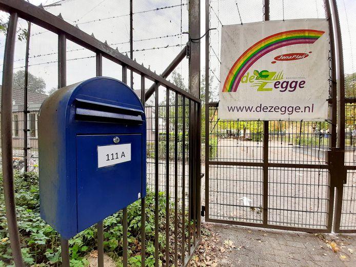 Deze locatie van De Zegge gaat dicht, maar de school blijft vrijwel zeker in de wijk Haghoek.