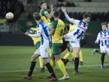 LIVE | Heerenveen jaagt na knappe comeback op zege in Sittard