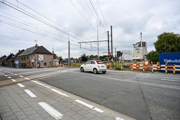 Nieuwe verkeerslichten op de Oudegemsebaan treden binnenkort in werking.