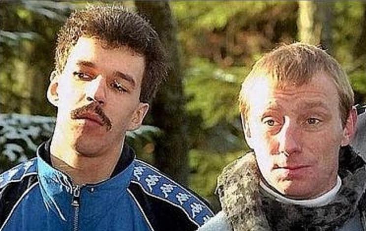 Thierry Bourgard (gauche) et Thierry Muselle (droite) avaient été reconnus coupables des assassinats commis en juillet 1992 de Marc et Corine et condamnés en 1996 à perpétuité par la cour d'assises du Luxembourg.