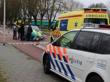 Fietsster gewond na ongeval in Kampen