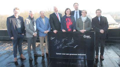 12 gemeentelijke gebouwen worden energiezuiniger: gemeente Dilbeek investeert 3,8 miljoen euro