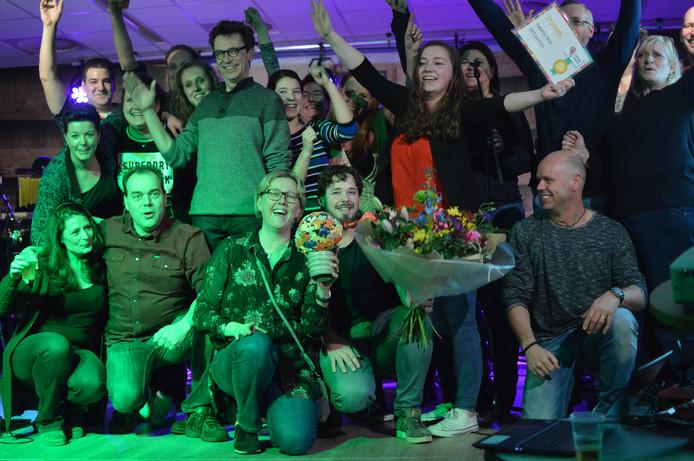 Winnaar van De Lithse Kwis: Team Kapelse Wiel