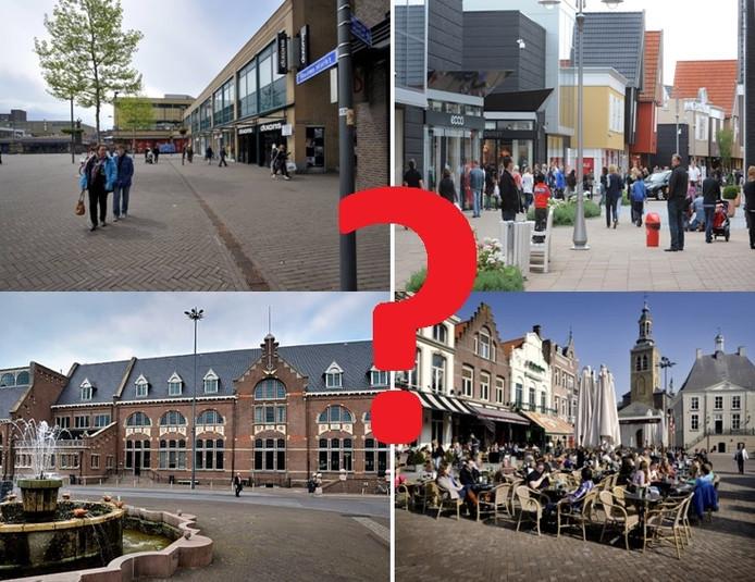 Quiz: herken de plek in Roosendaal