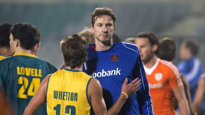 Stockmann na het duel met Australië