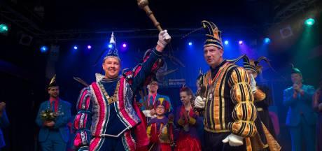 Carnaval gaat van de rem met prins Ronald in Oud-Zevenaar