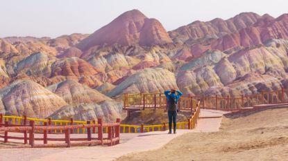 Jada (40) 'won' droombaan en werd één jaar lang betaald om de mooiste plekken op aarde te bezoeken