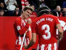 Griezmann met hattrick belangrijk voor Atlético Madrid tegen Sevilla