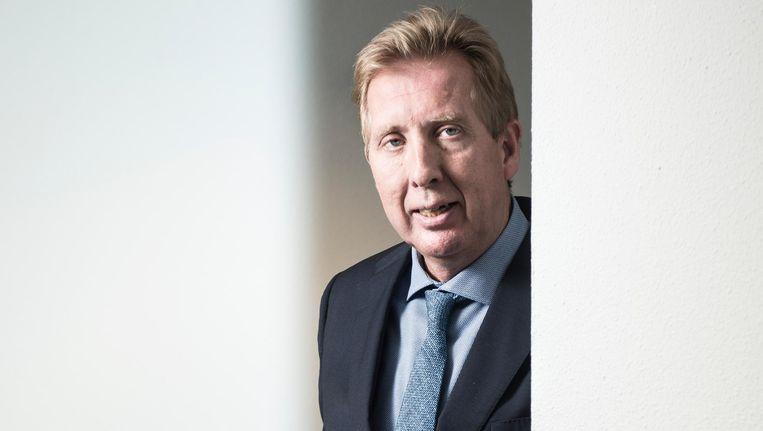 Jan Rotmans Beeld Bram Budel/De Beeldunie