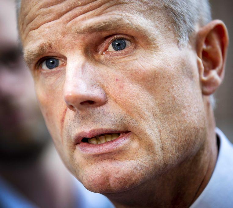 De Nederlandse minister van Buitenlandse Zaken, Stef Blok.