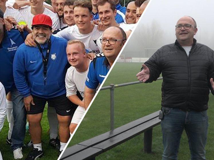 Een terugblik op de dag dat SV Twello Maradona ontmoette