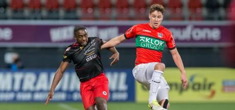 Frank Sturing wil zich bij FC Den Bosch weer in de kijker spelen