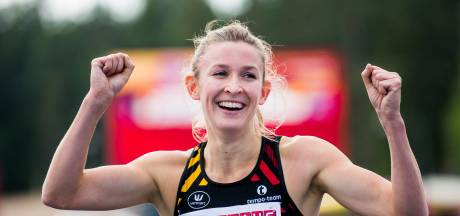 Euro espoirs d'athlétisme: médaille d'or et record personnel pour Paulien Couckuyt sur 400 mètres haies